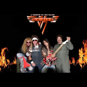 Hampton, VA Van Halen Tribute Band | On Fire Tribute To Van Halen