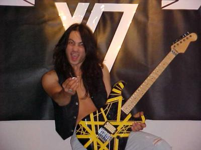 On Fire Tribute To Van Halen | Hampton, VA | Van Halen Tribute Band | Photo #4
