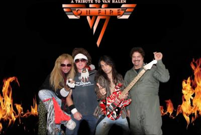 On Fire Tribute To Van Halen | Hampton, VA | Van Halen Tribute Band | Photo #1
