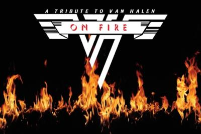 On Fire Tribute To Van Halen | Hampton, VA | Van Halen Tribute Band | Photo #14