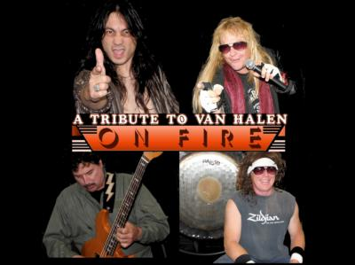 On Fire Tribute To Van Halen | Hampton, VA | Van Halen Tribute Band | Photo #16