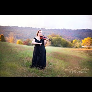 Augusta Violinist | Susie The Wedding Fiddler