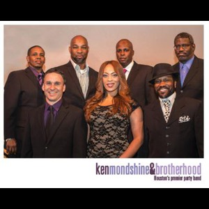 Wharton 80s Band | Ken Mondshine And The Brotherhood Band