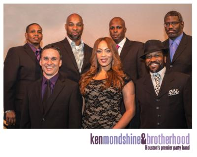 Ken Mondshine And The Brotherhood Band | Houston, TX | Variety Band | Photo #1