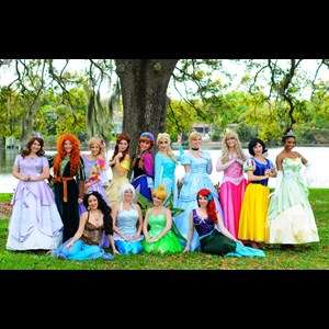 De Leon Springs Princess Party | Starlite Princess & Pirate Parties