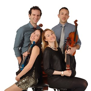 Columbia Chamber Music Quartet | Elegance String Quartet