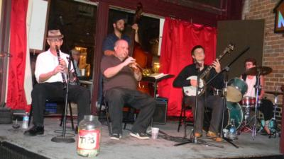 Sweet Substitute Jazz Band | New Orleans, LA | 20s Band | Photo #15