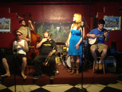 Sweet Substitute Jazz Band | New Orleans, LA | 20s Band | Photo #9