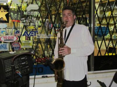 Scott Klarman | Fort Lauderdale, FL | Jazz Saxophone | Photo #15
