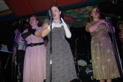 Peaches And Crime | Binghamton, NY | Cabaret Band | Photo #10