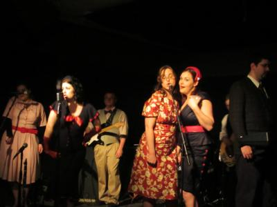Peaches And Crime | Binghamton, NY | Cabaret Band | Photo #24