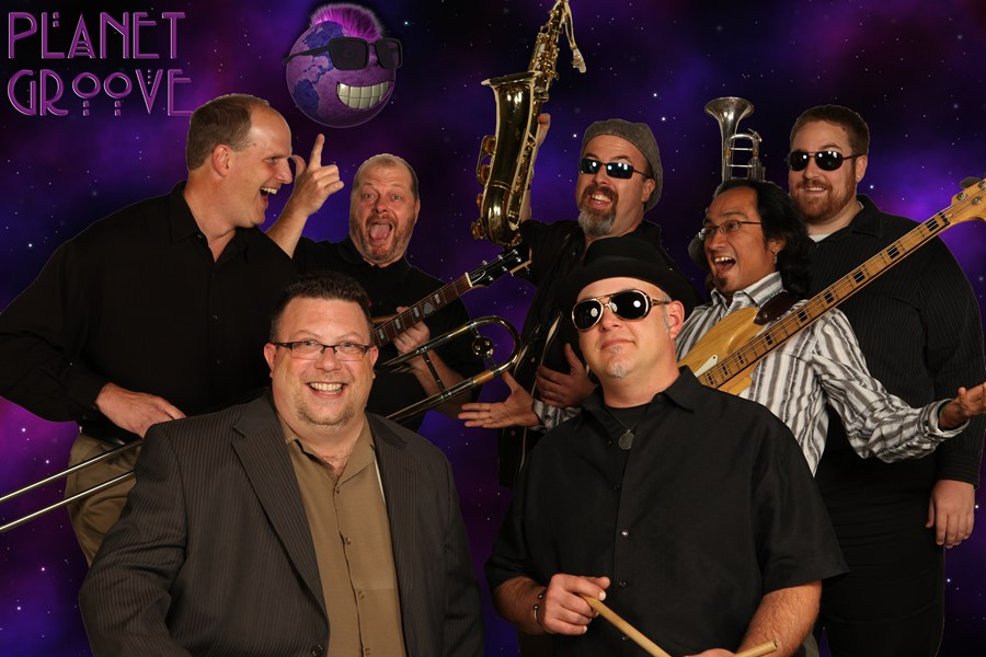 Planet Groove - Cover Band - Lombard, IL