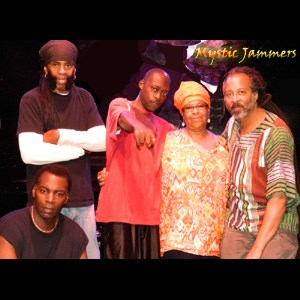 Eddington Reggae Band | The Mystic Jammers
