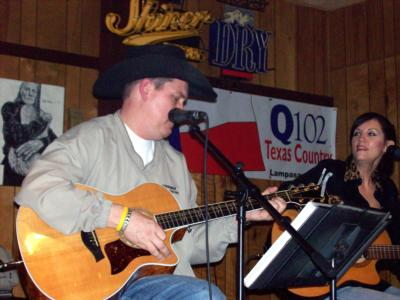 Pat Waters & Chainlink Band/George Strait Tribute | Bridgeport, TX | Country Band | Photo #14