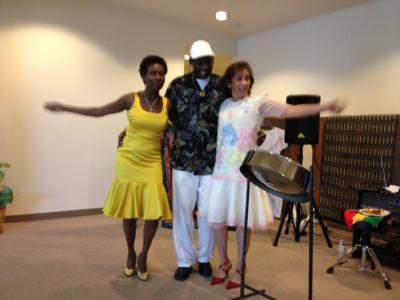 Adontis Steeldrum | Anaheim, CA | Steel Drum | Photo #13