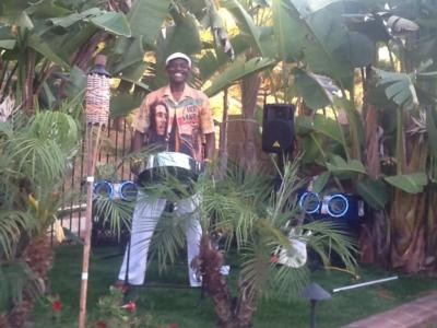 Adontis Steeldrum | Anaheim, CA | Steel Drum | Photo #5