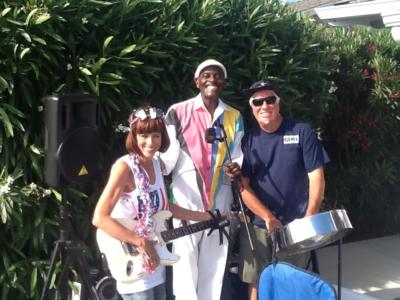 Adontis Steeldrum | Anaheim, CA | Steel Drum | Photo #4