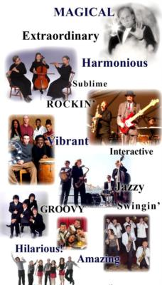 California Los Angeles Variety Groups | Hollywood, CA | Cover Band | Photo #1