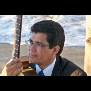 Roanoke Classical Guitarist | Rafael Scarfullery, DMA, Classical Guitarist