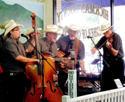 Leipers Fork Bluegrass | Columbia, TN | Bluegrass Band | Photo #4
