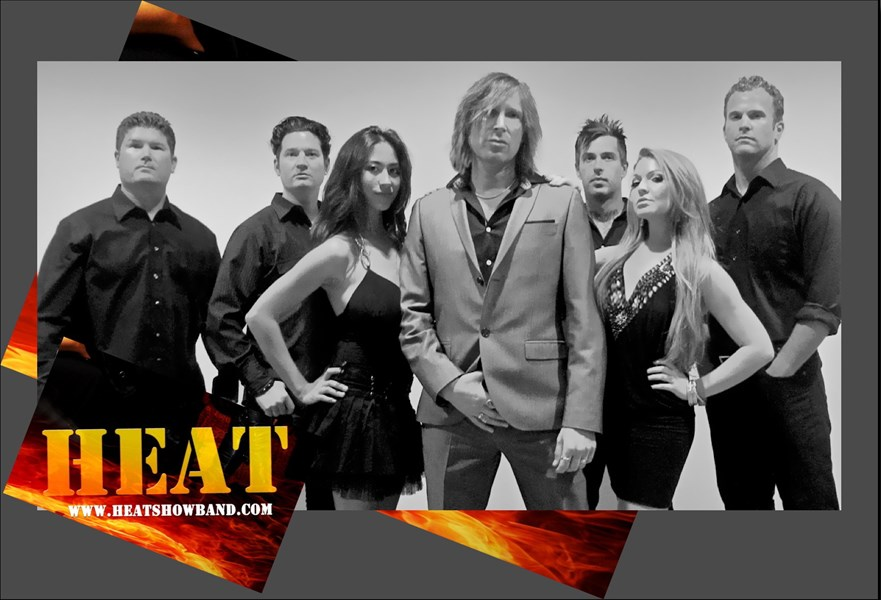 Heat Show Band - Top 40 Band - San Diego, CA