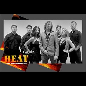 Egegik Top 40 Band | Heat Show Band