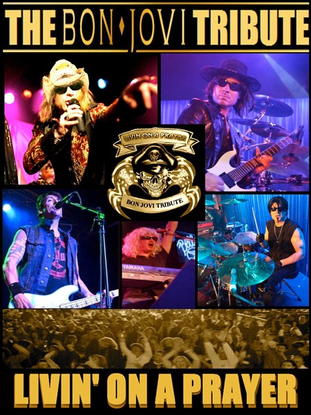 Livin' On A Prayer: Bon Jovi Tribute Artist - Bon Jovi Tribute Band - San Diego, CA