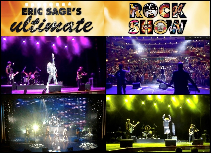 Eric Sage's Ultimate Rock Show - 80s Band - San Diego, CA