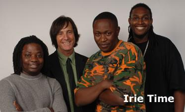 Irie Time | Houston, TX | Reggae Band | Photo #1