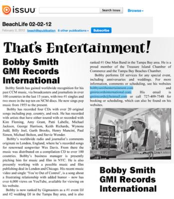 Bobby Smith Entertainment | Tampa, FL | 80's Hits One Man Band | Photo #8