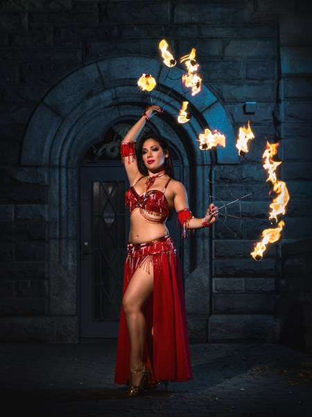 YASMINE *Award winning multi talent artist* NY/NJ - Belly Dancer - North Bergen, NJ