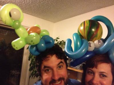 Evergreen Balloons | Seattle, WA | Balloon Twister | Photo #21