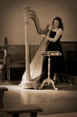Kimberly Founds | Colorado Springs, CO | Harp | Photo #2