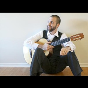 Fort Shafter Acoustic Guitarist | Luke Trimble, Classical Guitarist