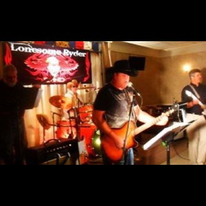 Lusby 80s Band | Lonesome Ryder Band®