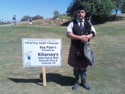Timothy Burke | Glendora, CA | Bagpipes | Photo #3
