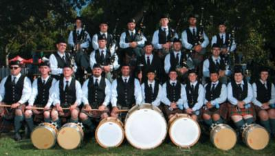 Timothy Burke | Glendora, CA | Bagpipes | Photo #4