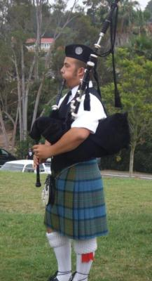 Timothy Burke | Glendora, CA | Bagpipes | Photo #8