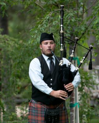 Timothy Burke | Glendora, CA | Bagpipes | Photo #1