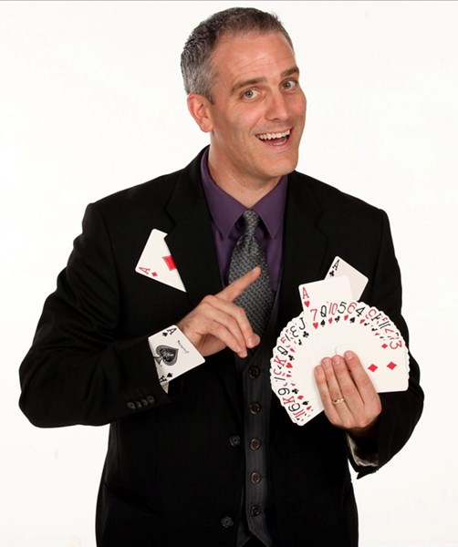 Mike Bliss - 'Master Of Variety' - Comedy Magician - Branson, MO