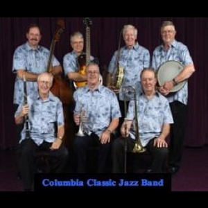 Morrow 40s Band | Columbia Classic Jazz Band