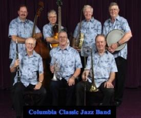 Columbia Classic Jazz Band | Portland, OR | Jazz Band | Photo #1