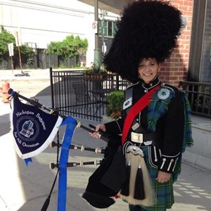 Troy, MI Bagpiper | Michigan Bagpiper For All Occasions