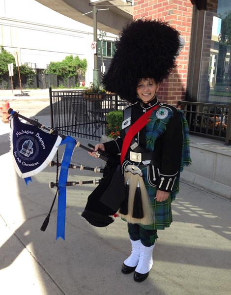 Michigan Bagpiper For All Occasions - Bagpiper - Troy, MI