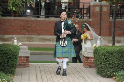 Kim Montgomery Johnson | Troy, MI | Bagpipes | Photo #3