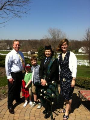 Kim Montgomery Johnson | Troy, MI | Bagpipes | Photo #8