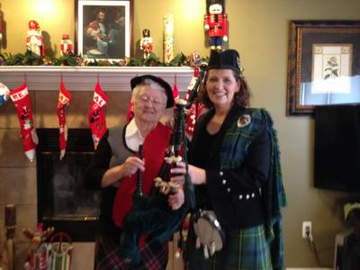 Kim Montgomery Johnson | Troy, MI | Bagpipes | Photo #15