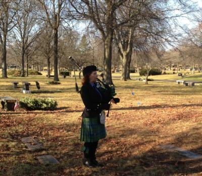 Kim Montgomery Johnson | Troy, MI | Bagpipes | Photo #7