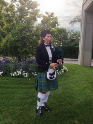 Kim Montgomery Johnson | Troy, MI | Bagpipes | Photo #24