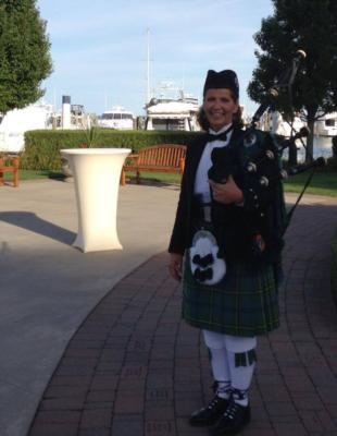 Kim Montgomery Johnson | Troy, MI | Bagpipes | Photo #11